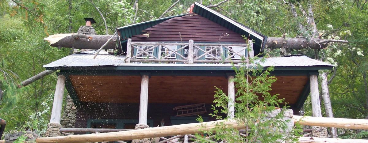 Storm Damage Services from Adirondack Tree Surgeons